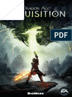 Dragon Age Inquisition Manuals PC Ww