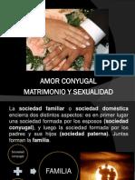Amor Conyugal. Matrimonio y Sexualidad.pdf