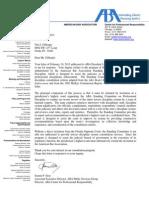 ABA Re Audit Florida Lawyer Discipline