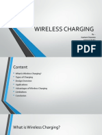 Wireless Charging By RF Signal