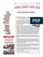 MTUC HQ LABOUR BULLETIN September / Oktober 2014