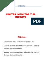 Limites Infinitos y Al Infinito