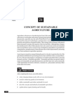 21_Concept of Sustainable Agriculture