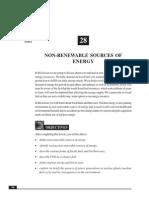 28B_Non-Renewable Sources of Energy