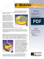 Modules Brochure