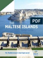 The Maltese Islands Tourist Guide English