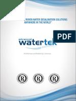 AdvancedWatertek Brochure