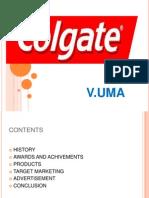 colgate project