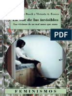VOZ de Las Invisibles Libro