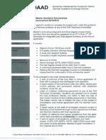 DAAD in PDF