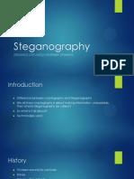 Steganography Seminar