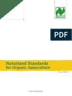 Naturland Standards Aquaculture