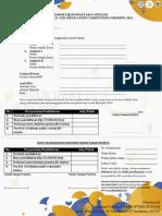Formulir Pendaftaran Offline 2014