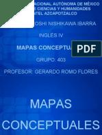 LOS MAPAS CONCEPTUALES (expo Inglés)