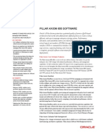 Pillar Axiom Software Ds 487459