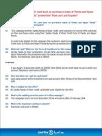 Panda FAQ En