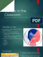 gender presentation