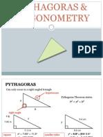 Pythagoras & Trigonometry