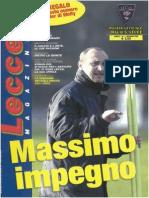 Lecce Magazine 2002 N. 1