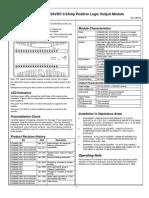11.Gfk2537b Ic200mdl740 Do Module