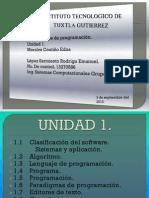 Presentaciófundamentos de programacion