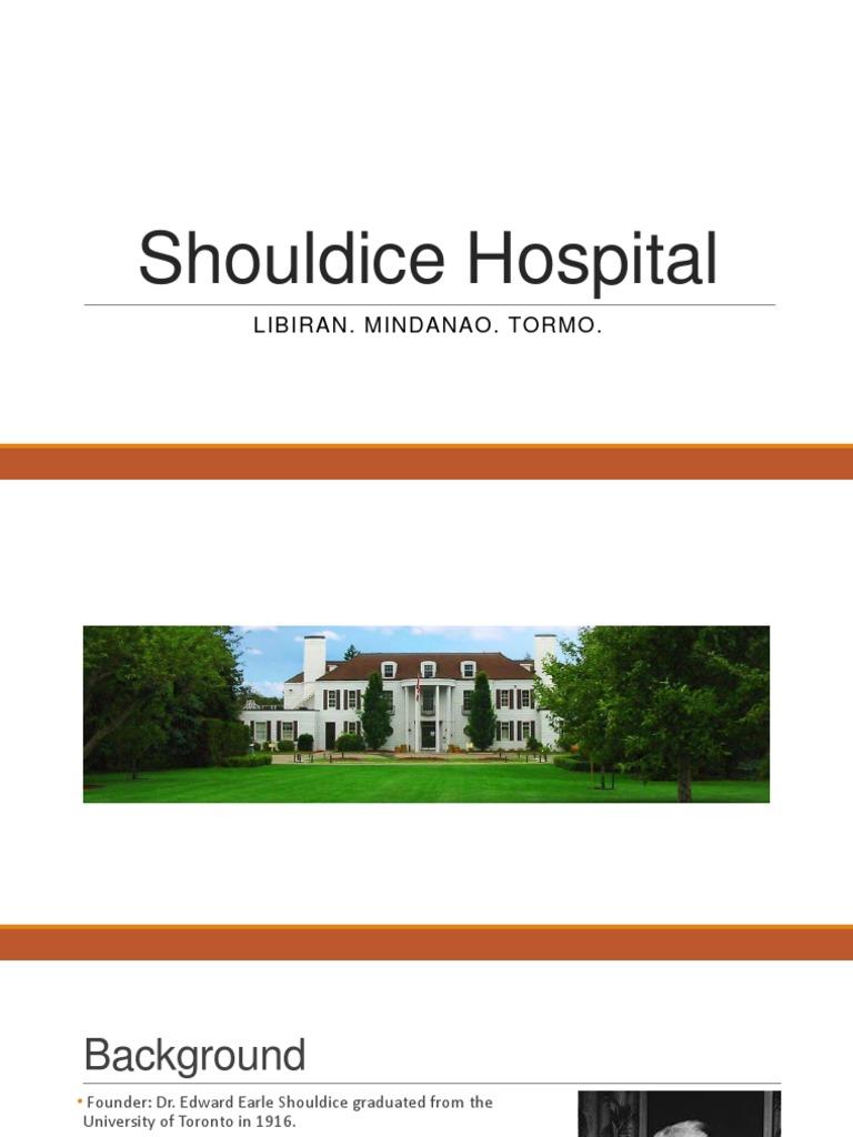 shouldice hospital options