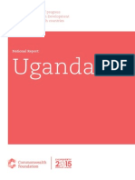 MDG Reports Uganda FINAL 1