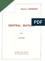 Egberto Gismonti - Central Guitare