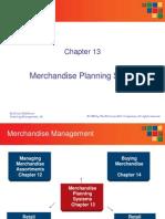 Retail Merchandise Budget Plan