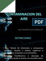 Contaminacion Del Aire Consecuencias