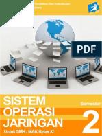 Sistem Operasi Jaringan XI - 2 Rev