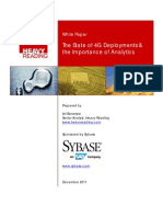 4 g Deployments Analytics Wp