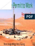 004 Wellsite Permit to Work Training Rev 2