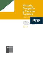 Bases Historia 2012