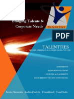 TalentTies - A Leading Recruitment Company helping Corporate in Talent Acquisition