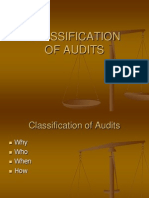 2 Classification of Audits