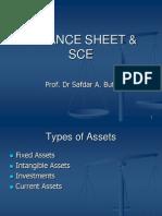 11 Balance Sheet & SCE