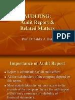 12 Audit Reports