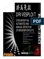 drivesploitbhdefcon10-100730180829-phpapp01