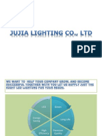 Save Energy to LED Light