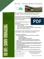 Flyer - crowdfundraising - The Hut.pdf