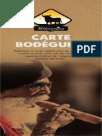 Carte Bodeguita