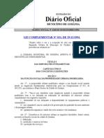 Lei de Uso e Ocupação Do Solo - Lei 031