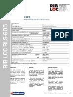 Sellador Ribloc Rls605_es