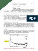 Mediciones del espectro en un osciloscopio con FFT