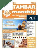 Costambar Monthly December 2014