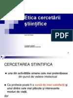 Etica Academia Romana
