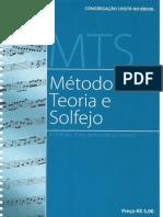 MTS - Método de Teoria e Solfejo CCB