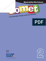 Mixed-ability worksheets. Comet 2.pdf
