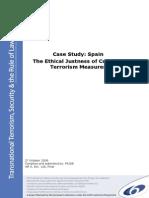 Spain Case Study (WP 6 Del 12b)